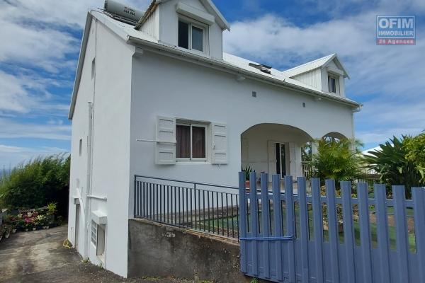 Villa F6 de 170 m2, vue mer et montagne, terrain 639 m2