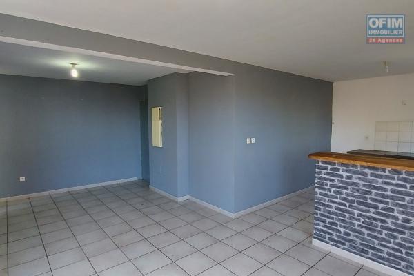 Appartement F3 de 59,54 m2, jardin 100 m2, terrasse