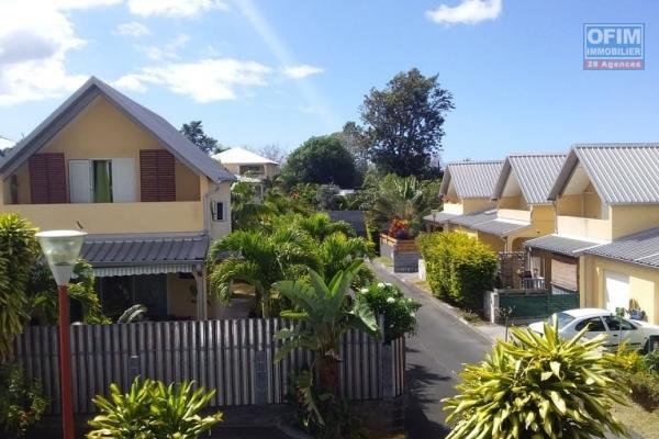 Villa 3 chambres dans petite résidence Ligne Bambous