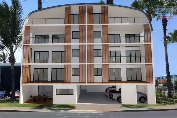 3 Appartements T4 en construction (VEFA) Ste Clotilde