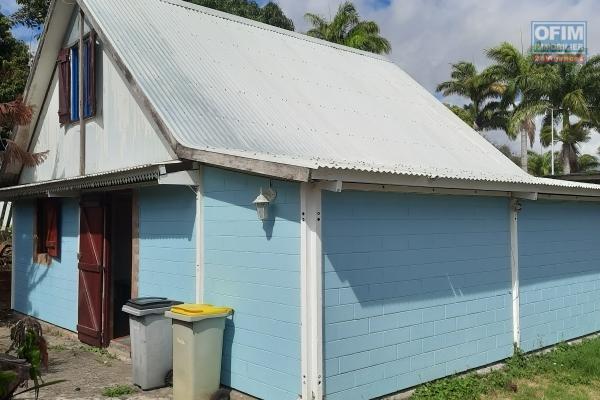 A vendre maison à rénover