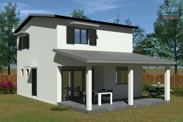 6 Villas 4 pièces en construction (VEFA) Piton st Leu.