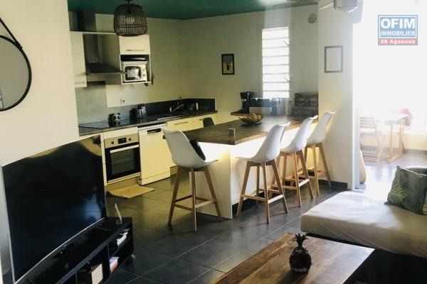 Vente Appartement T4 Centre Saint Leu Proche Plages