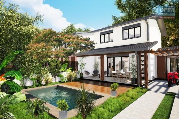 Magnifiques Villas neuves T3 et T4 .à partir de : 218 983 €