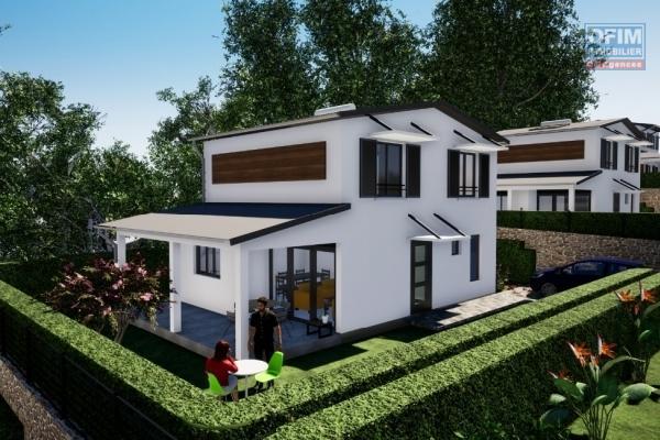 8 Villas 4 pièces en construction (VEFA) Piton st Leu, proche du Leclerc Portail et de toutes commodités