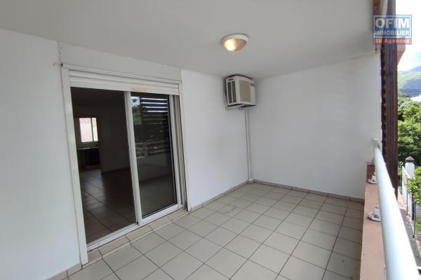 A louer Appartement  T3 climatisé avec balcon à La Possession
