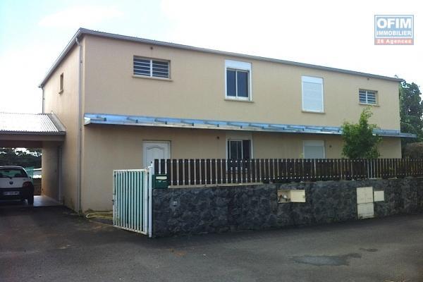 Villa f4 duplex chemin fantaisie Saint André