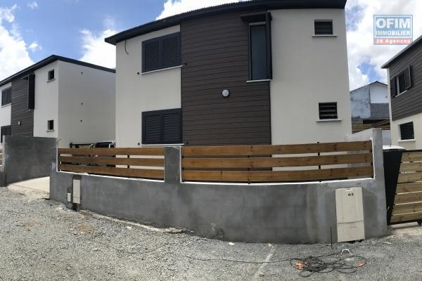 Belle villa neuve type F5 110 m2 secteur Le Ouaki La Rivière