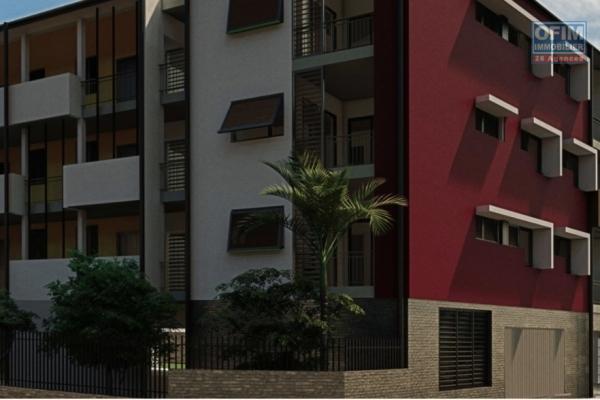 Magnifique T2 neuf avec toit et terrrasse, espaces généreuses. Prix: 189254€