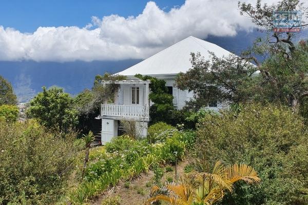 Superbe villa coloniale année 50