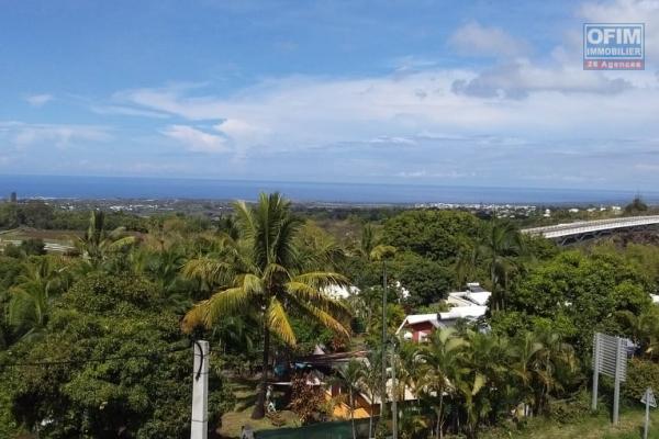 A vendre Villa F 3 avec magnifique vue panoramique sur l'océan