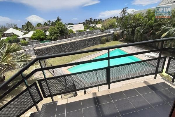 A VENDRE// Magnifique appartement de type F3 de 69,44m2+ balcon de 18,51m2 dans une résidence avec PISCINE sur la Saline Les Bains!!