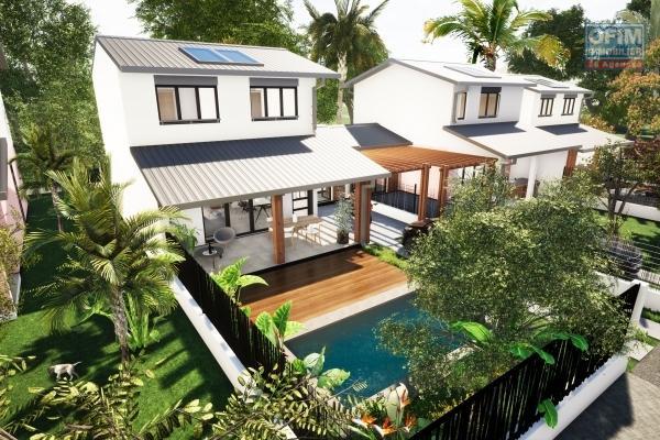 7 villas de standing en VEFA,  St Pierre