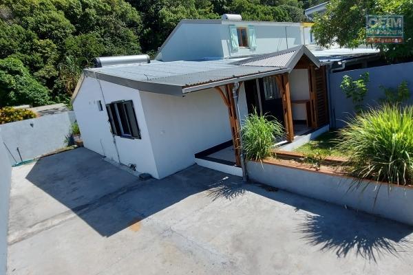 Maison meublé F3 de 48,58 m2, terrasse, jardin
