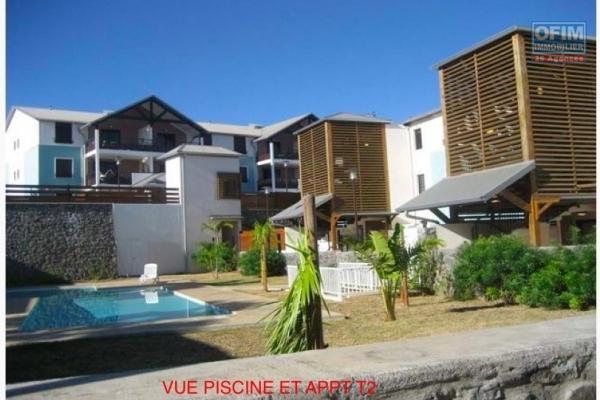 A vendre bel appartement T2 dans la résidence avec piscine les jardins de Magalli à La Montagne