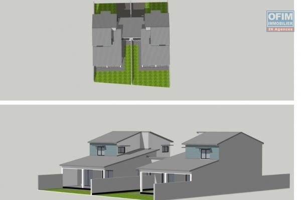 Villa F4 duplex neuve réception 30 décembre 2021