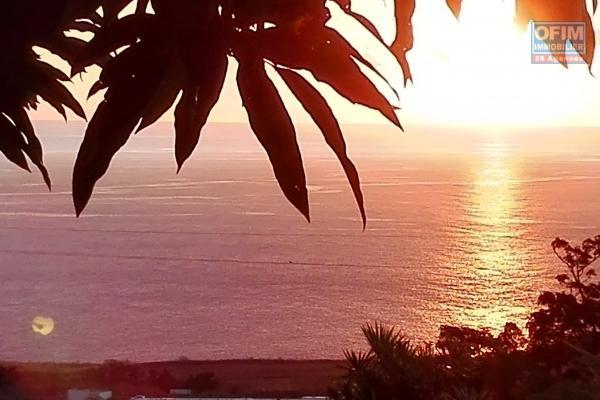 Charmante villa 3 chambres vue mer  Stella  Piton St Leu