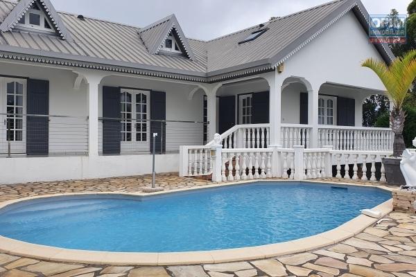 Magnifique villa F6