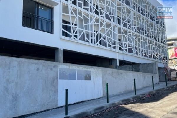 A louer appartement neuf de type F1 sur la résidence HYPPOCRATE sur le boulevard sud, proche de la faculté , de la clinique à Sainte Clotilde