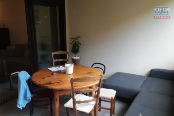 A Vendre Appartement F2 de 40 m2 habitable dans une Résidence sécurisée proche plage à St Gilles les bains