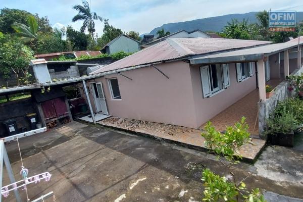 Maison 85 m2, terrain 408 m2