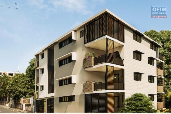 A vendre Magnifique T2 neuf à partir de 202 352 € dans résidence de 10 logements du T2 au T4.