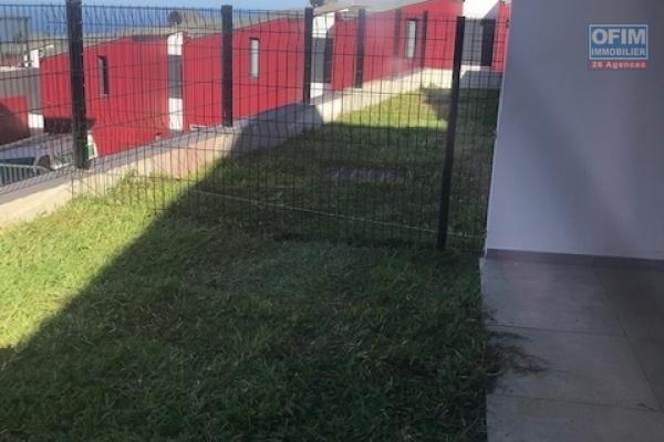 A Louer villa F4 dans une résidence sécurisée proche du lycée des Avirons
