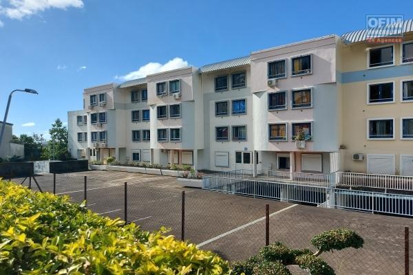 A vendre charmant studio dans la résidence Les Scribes proche de l'université de la Réunion