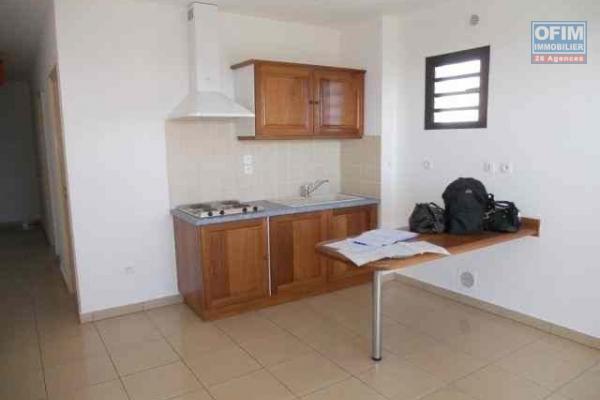 A louer cet appartement de type F2 sur la résidence INDRASANJIV à Domenjod Sainte Clotilde.