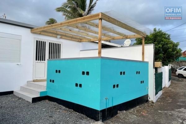 Villa renovée type F4 proche plage