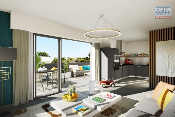 A vendre appartements neufs au centre de st-paul proche des commerces, écoles, et plages.