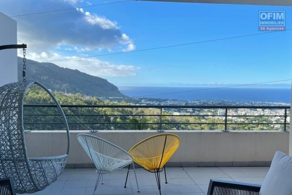 A louer un superbe appartement T2 avec vue panoramique montagne à la colline des camélias - résidence Terradélie
