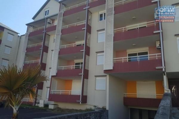 A louer appartement F3 2 chambres de 48,85m2 résidence le bouvet