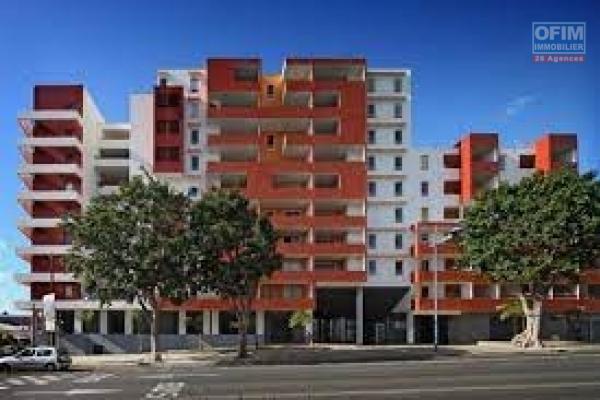 A louer cet appartement de type F3 sur la résidence LE FLORENTIN à Sainte Clotilde.