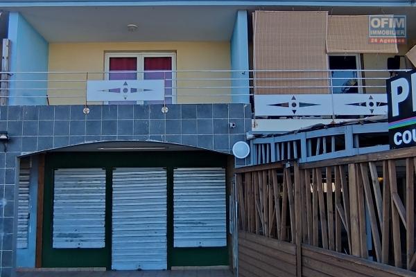 A LOUER Appartement de Type 2 de 43,11m2 sur La Saline les Bains