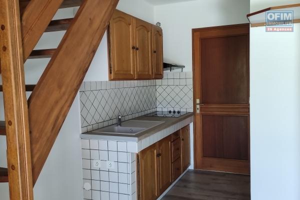 A LOUER // Appartement T2 de 45,08m2 sur La Saline les Bains