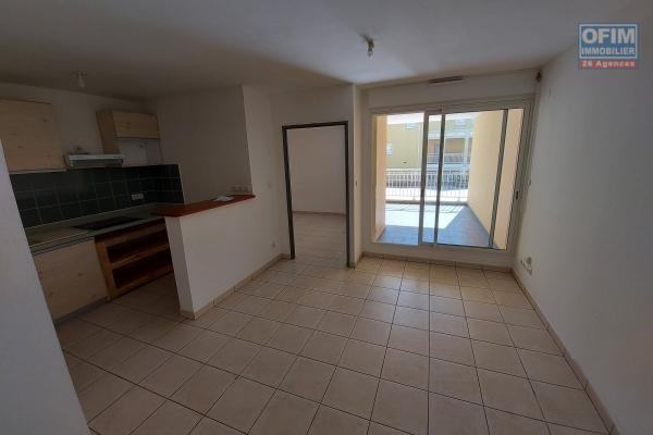 A vendre un appartement de 2 pièces dans la résidence Bougainvilliers à Bellepierre