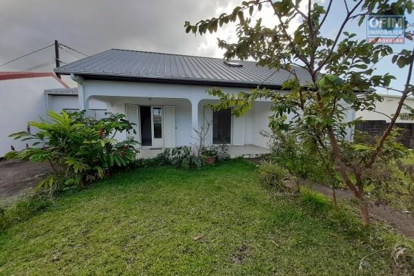 A louer grande Villa F5 dans lotissement résidentiel à Bras-Panon