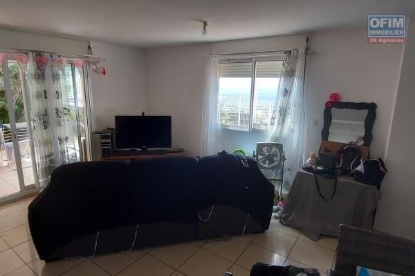 A vendre T2 en rez-de-jardin de 50 m2 habitable à Bellepierre