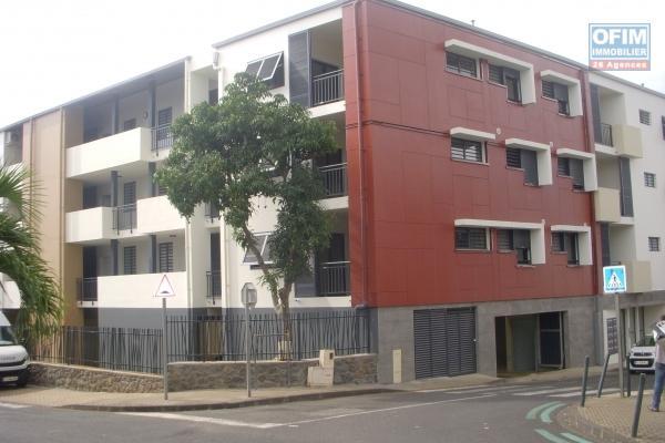 A louer T2 dans Résidence neuve au centre ville de la Possession ( HEVA )