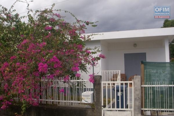 A louer villa F4 sur la Plaine Saint-Paul