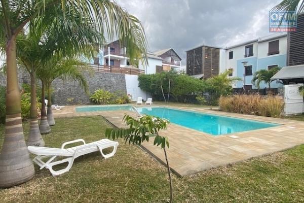 A vendre T3 vue mer dans la residence (avec piscine) les jardins de Magalli,à La Montagne